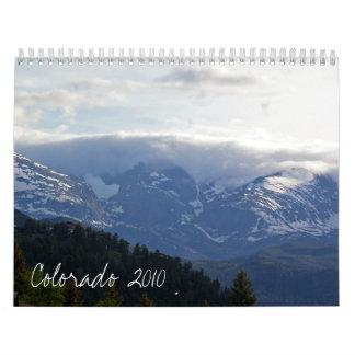 Colorado 2010 wall calendar