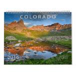 Colorado 2016 Scenic Calendar