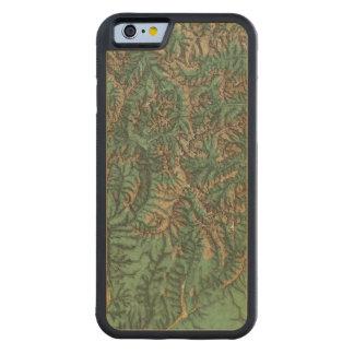 Colorado 5 2 carved® maple iPhone 6 bumper