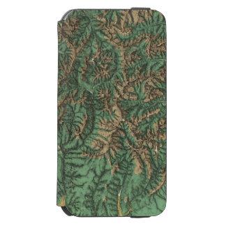Colorado 5 2 iPhone 6/6s wallet case