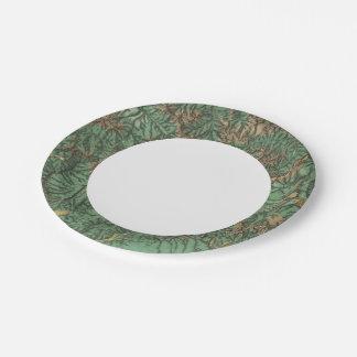Colorado 5 2 paper plate
