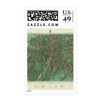 Colorado 5 stamps