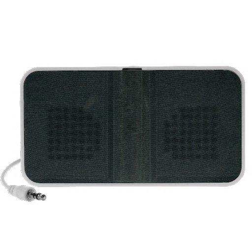 Colorado 9 iPod altavoces