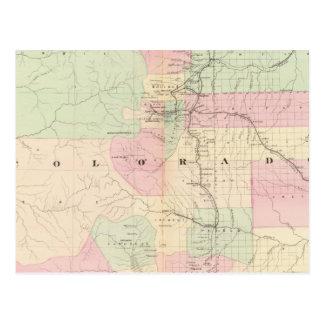 Colorado 9 tarjetas postales