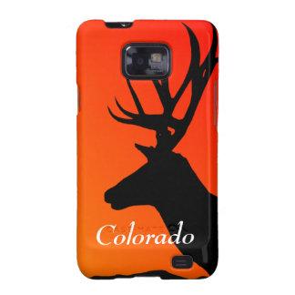Colorado Abstract Elk Head Samsung Galaxy S Case