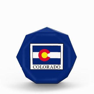 Colorado Acrylic Award