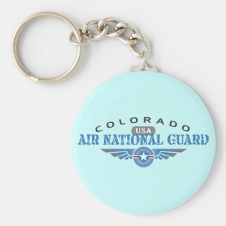 Colorado Air National Guard Keychain