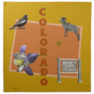 Colorado American MoJo Napkin