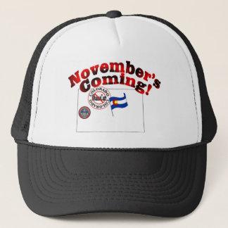 Colorado Anti ObamaCare – November's Coming! Trucker Hat