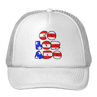 Colorado apiló - el gorra