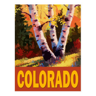Colorado Art Postcard