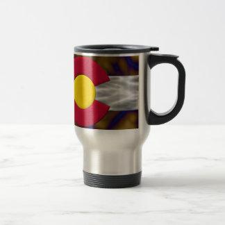 Colorado Art Travel Mug