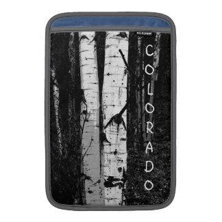 Colorado Aspens 11' Macbook Air Sleeve