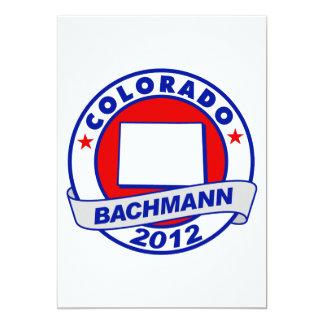 Colorado Bachmann Invites