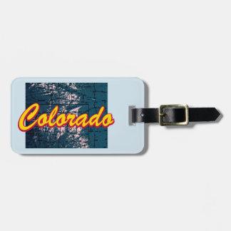 Colorado Bag Tag