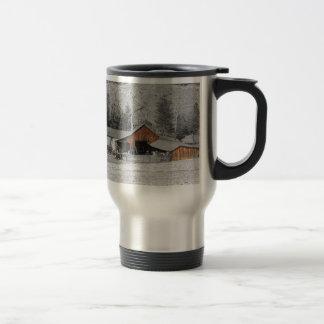 Colorado Barn Boulder County Travel Mug