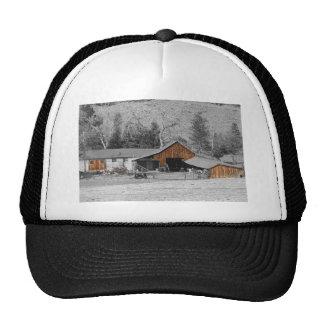 Colorado Barn Boulder County Trucker Hat