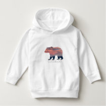 Colorado Bear | Sunset | Kids Hoodie