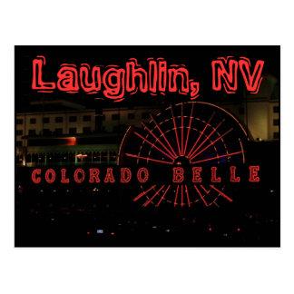 Colorado Belle Postcard