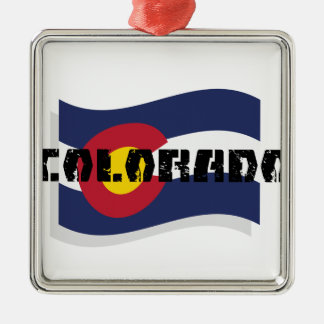 Colorado ~ Benefiting Wildfires Christmas Ornament