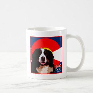 Colorado Bernese Mountain Dog Coffee Mug