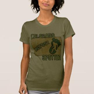 Colorado Bigfoot Spotter Tee Shirts