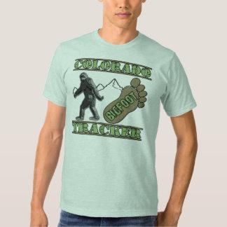 Colorado Bigfoot Tracker T Shirt
