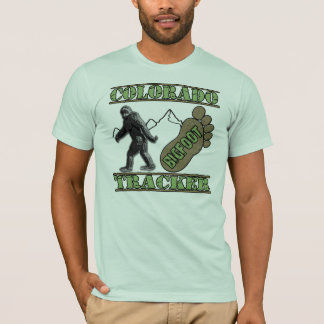 Colorado Bigfoot Tracker T-Shirt