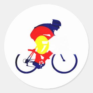 Colorado Biker Sticker