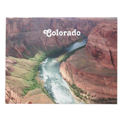 Colorado Bloc De Notas