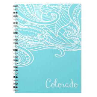 Colorado Boho Notebook