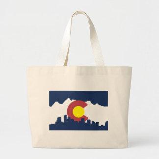 Colorado Bolsa Tela Grande
