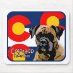 Colorado Boxer Mousepads