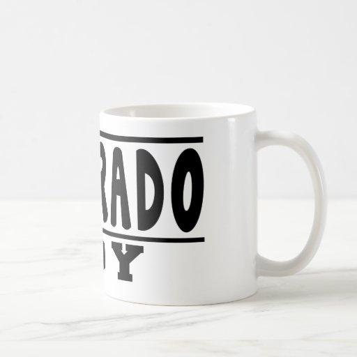 Colorado Boy Designs Coffee Mug