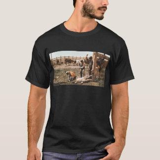 Colorado Branding 1904 Vintage Cowboy T-Shirt