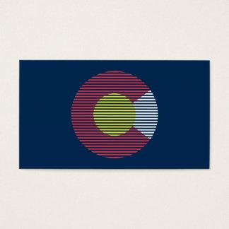colorado c business card
