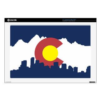 Colorado Calcomanía Para Portátil