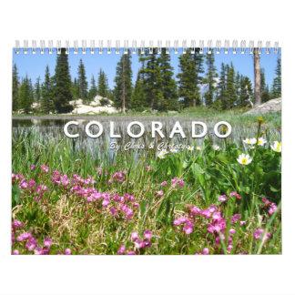 Colorado Calendarios De Pared