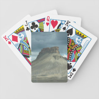 Colorado calm before the storm bicycle playing cards