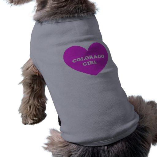 Colorado Camisa De Perrito