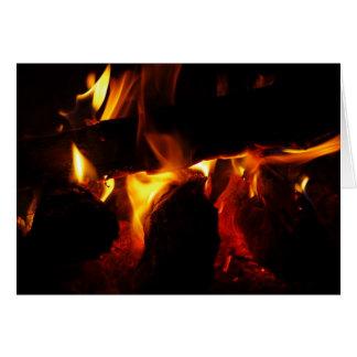 Colorado Campfire Card