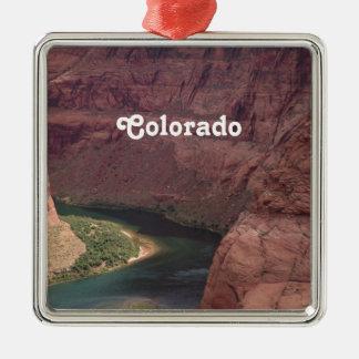 Colorado Canyon Ornament