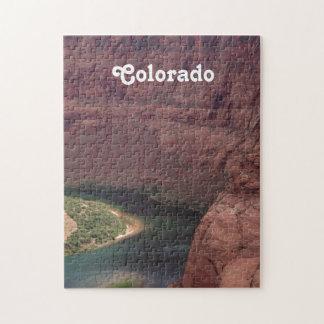 Colorado Canyon Puzzles