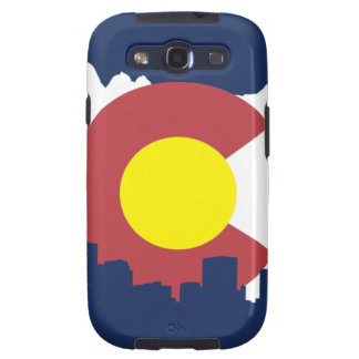 Colorado Galaxy S3 Cover