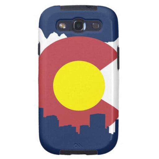 Colorado Galaxy SIII Cases