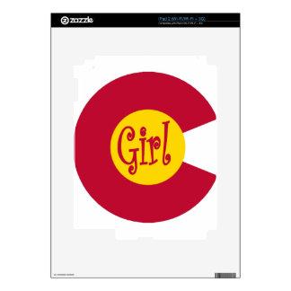 Colorado CG Skin Para El iPad 2