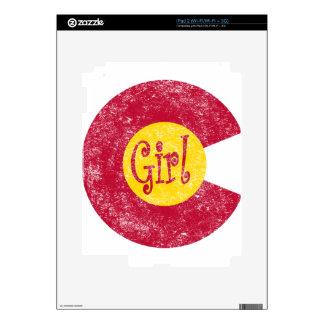 Colorado CGD Calcomanía Para El iPad 2