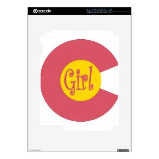 Colorado CGP Decal For The iPad 2