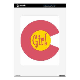 Colorado CGP iPad Skin