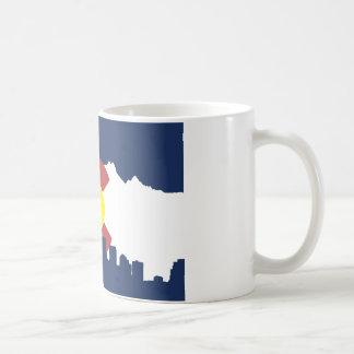 Colorado Classic White Coffee Mug